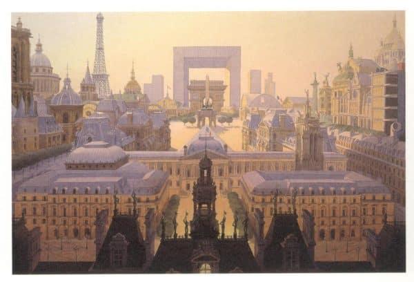 Paris le Grand Axe