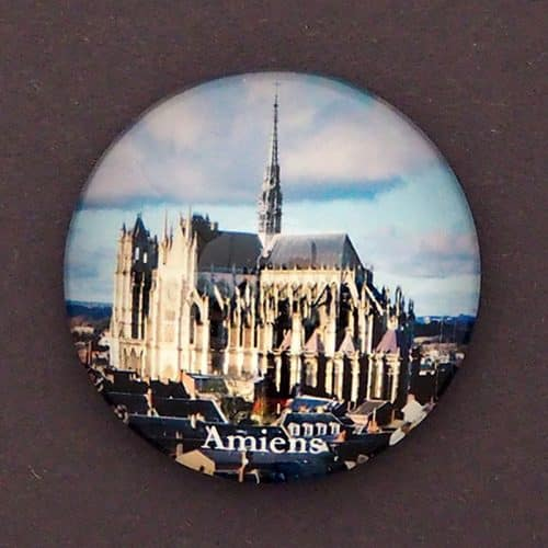 MAGNET BULLE CATHEDRALE AMIENS
