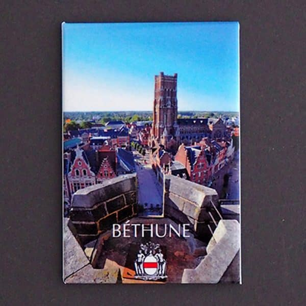 magnet plate bethune beffroi