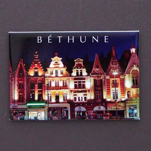 magnet plate bethune grand place