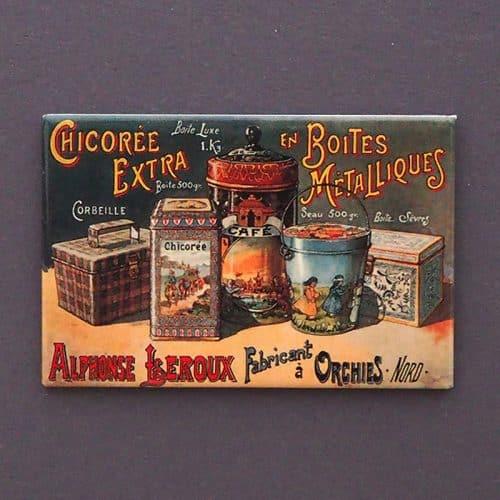 MAGNET PLATE LEROUX BOITES