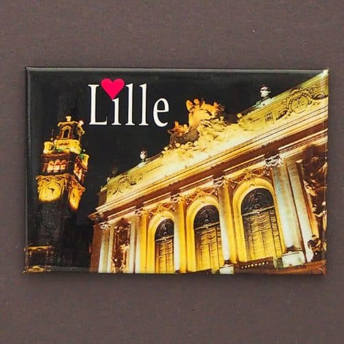 MAGNET PLATE LILLE OPERA