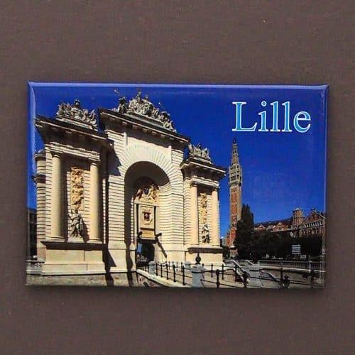 MAHNET PLATE LILLE PORTE DE PARIS