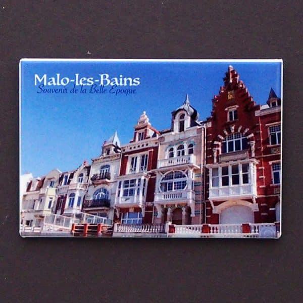 magnet plate malo façades